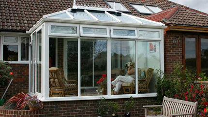 Franklin Double Glazing Conservatories