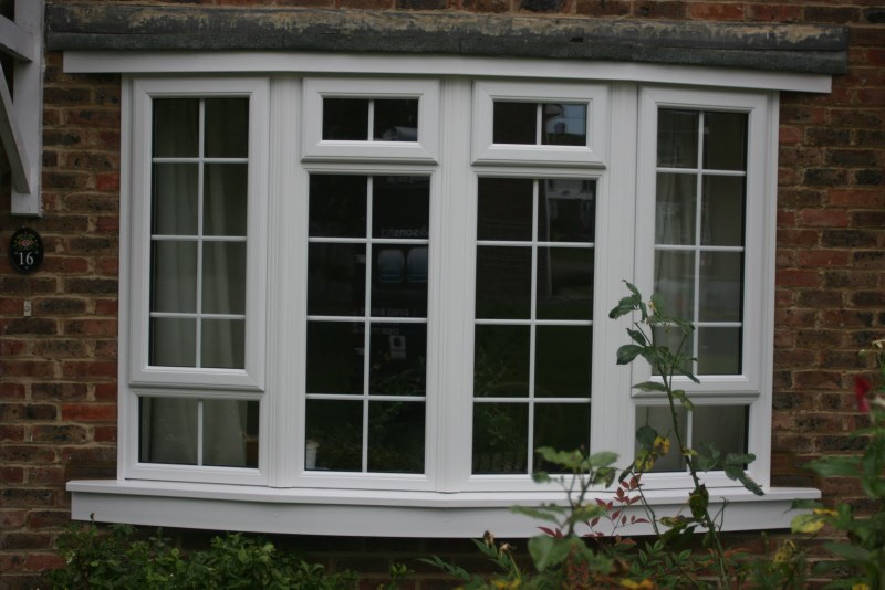 Windows bay windows for 1930s bay window construction