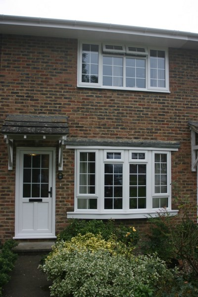 Windows bay windows for Bay window designs uk