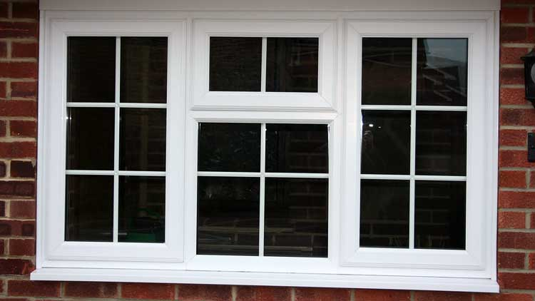 Double glazed windows doors conservatories sussex for Replacement upvc windows
